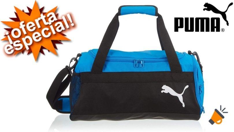 oferta Puma TeamGOAL 23 bolsa deporte barata SuperChollos