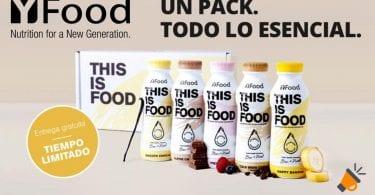 yfood pack degustacion SuperChollos