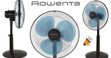 oferta Rowenta Classic Compact ventilador barato SuperChollos