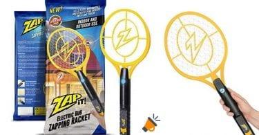 oferta Raqueta matamosquitos Zap It barata SuperChollos