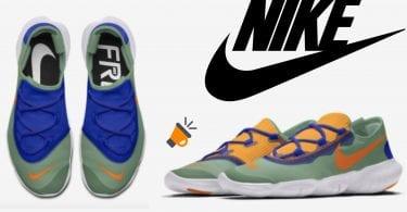 oferta Nike Free RN By You baratas SuperChollos