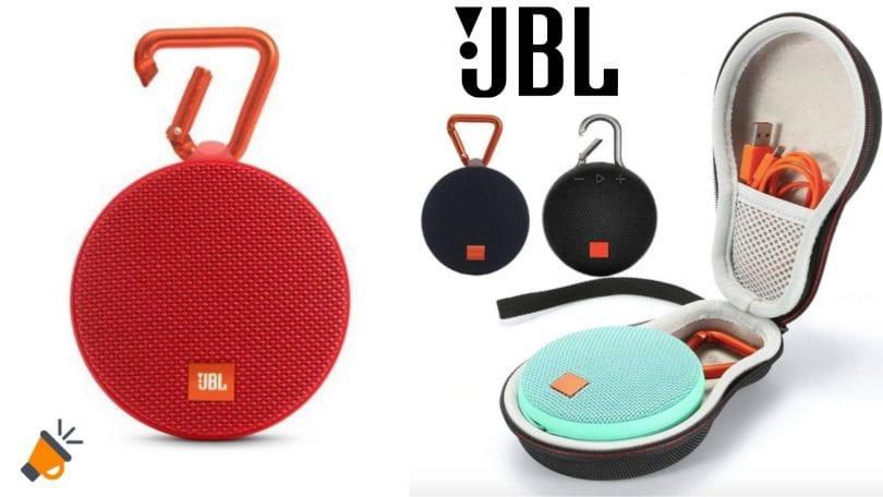 oferta JBL CLIP 2 altavoz barato SuperChollos
