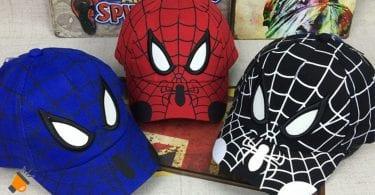 oferta Gorra infantil de Spider Man barata SuperChollos