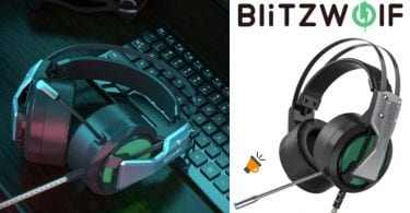 oferta auriculares gaming blitzwolf bw gh1 baratos SuperChollos