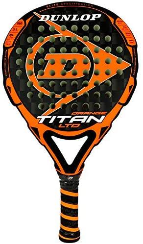 Dunlop Titan LTD Orange barata SuperChollos
