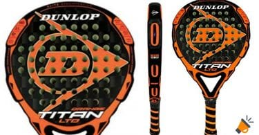 oferta Dunlop Titan LTD Orange barata SuperChollos