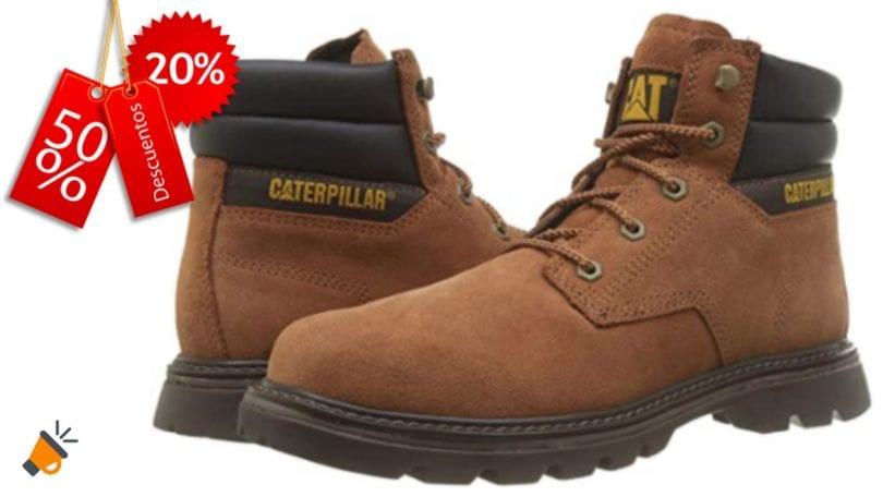 oferta Botas Cat Footwear Quadrate baratas SuperChollos