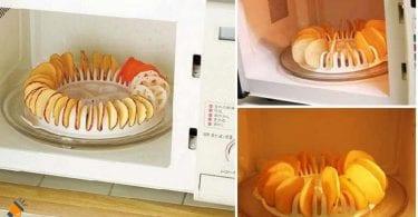 oferta bandeja patatas microondas SuperChollos