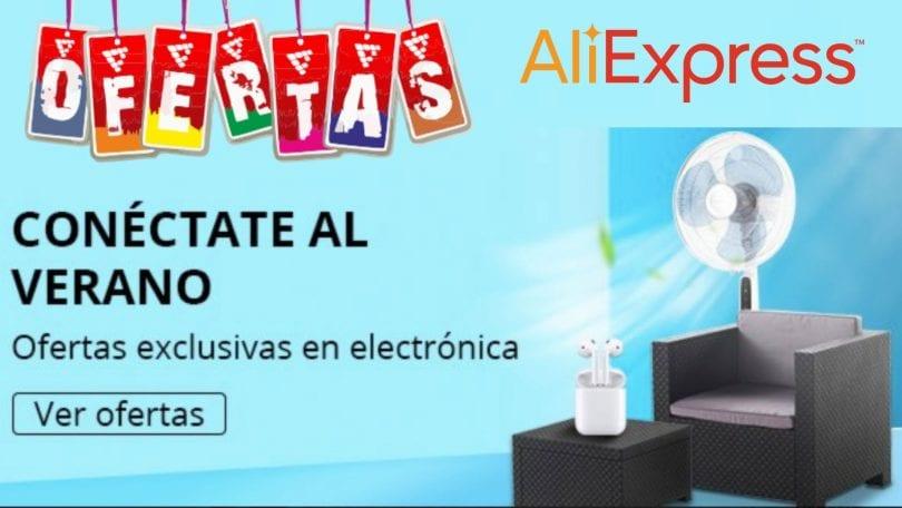 aliexpress electronica barata SuperChollos