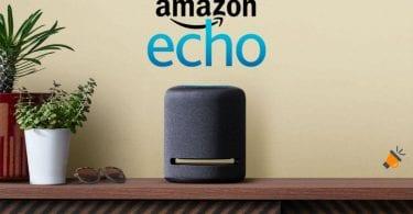 oferta altavoz Echo Studio barato SuperChollos