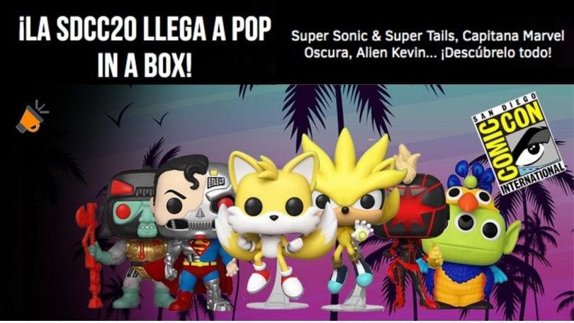 funkos por in a box SuperChollos