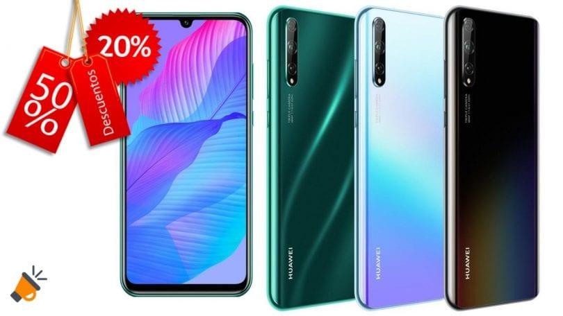 oferta HUAWEI P Smart S barato SuperChollos