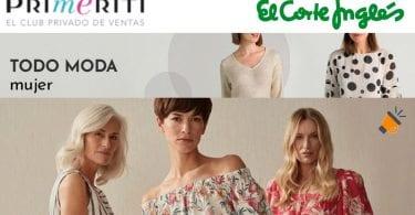 primeriti moda mujer barata SuperChollos