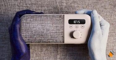 OFERTA Energy Sistem Fabric Box radio barata SuperChollos