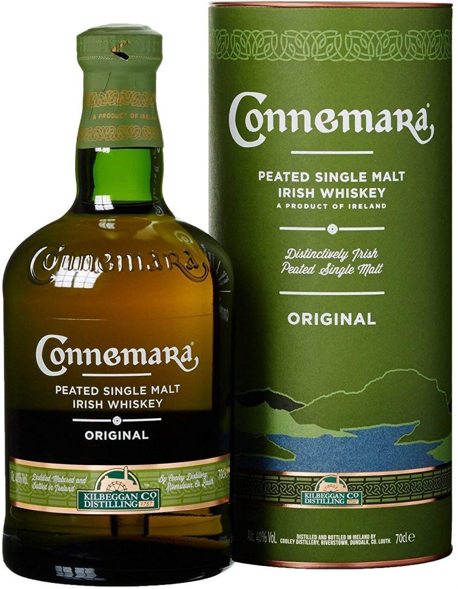 Whisky Connemara Peated Single Malt barato scaled SuperChollos