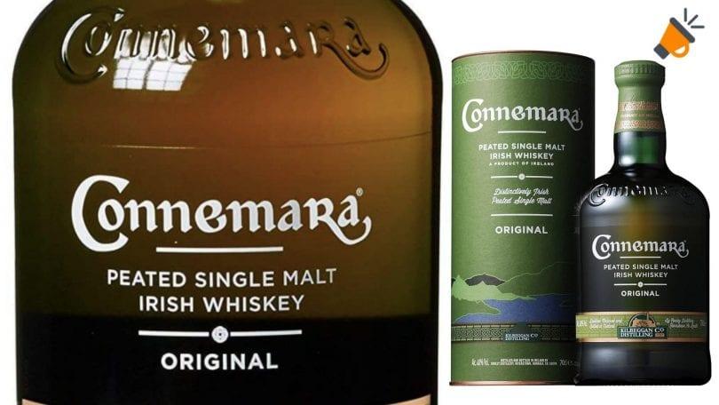 oferta Whisky Connemara Peated Single Malt barato SuperChollos
