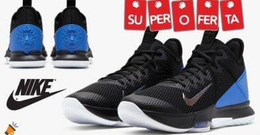 oferta zapatillas nike LeBron Witness 4 baratas SuperChollos