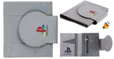 oferta cartera playstation 1 barata SuperChollos