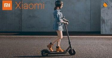oferta Xiaomi Mi Electric Scooter Lite barato SuperChollos