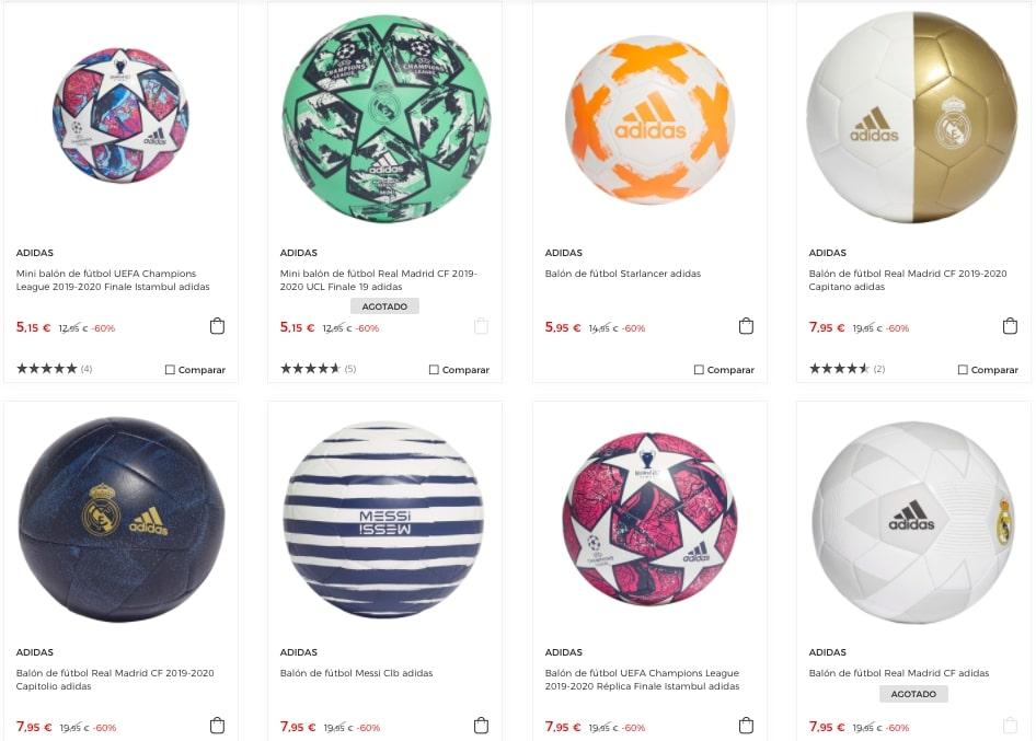 balones futbol baratos1 SuperChollos