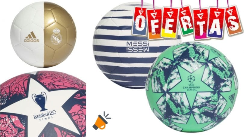 balones futbol baratos SuperChollos
