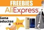 Freebies de AliExpress SuperChollos