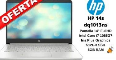 oferta HP 14s dq1013ns barato SuperChollos