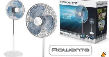 oferta Ventilador Rowenta Essential VU4410 barato barato SuperChollos