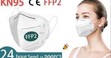 oferta mascarillas ffp2 baratas SuperChollos