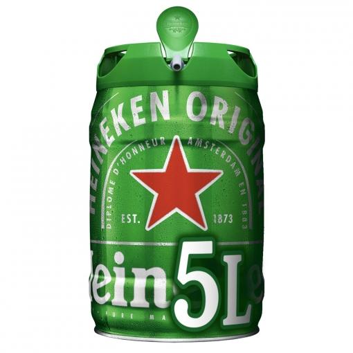 Barriles de cerveza Heineken baratos SuperChollos