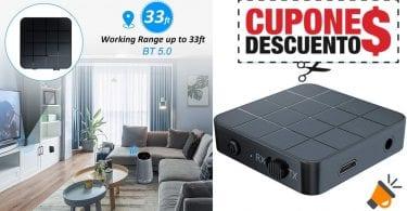oferta Docooler Transmisor Receptor de Audio barato SuperChollos