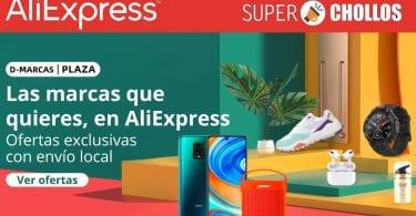 semana de las marcas aliexpress 1 SuperChollos