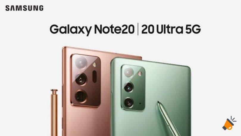 oferta Samsung Galaxy Note20 barato SuperChollos