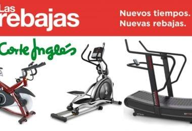 corte ingles aparatos fitness baratos SuperChollos