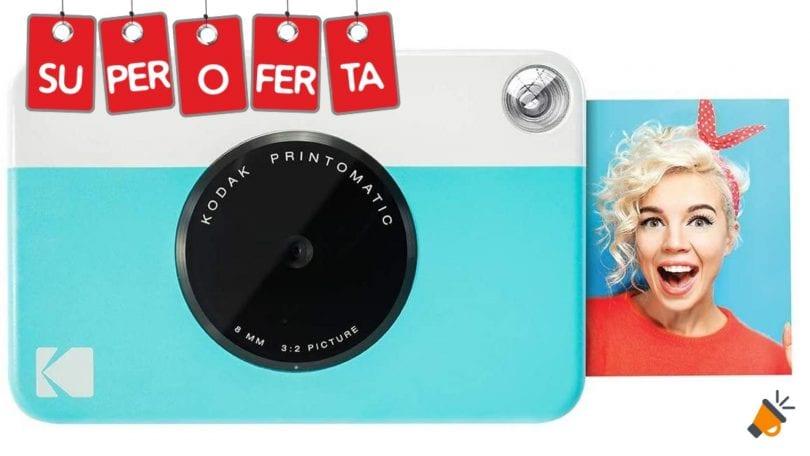 oferta Kodak Printomatic barata SuperChollos