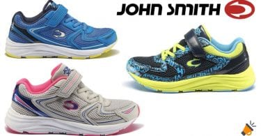 oferta Zapatillas John Smith Rixon 20V baratas SuperChollos