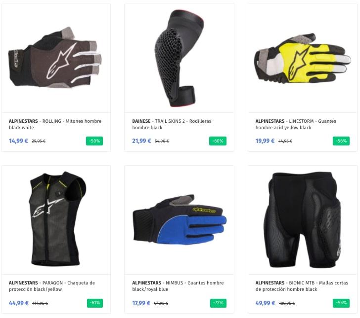 accesorios ciclismo btt baratos2 SuperChollos