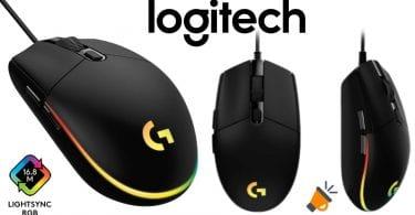 oferta Logitech G203 raton barato SuperChollos