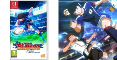 oferta captain tsubasa rise of new champions barato SuperChollos