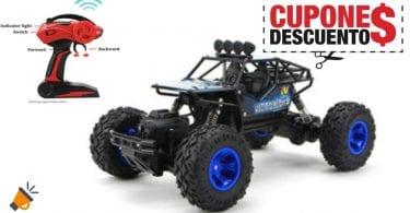 oferta coche radio control buggy barato SuperChollos