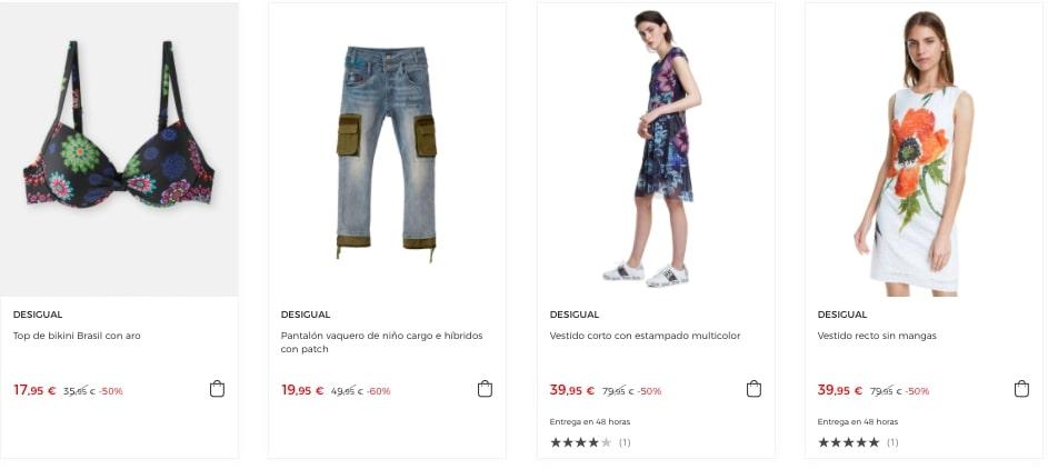 corte ingles ropa desigual barata2 SuperChollos