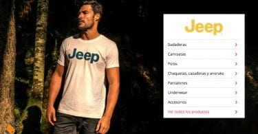 jeep outlet SuperChollos