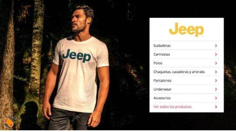 jeep outlet SuperChollos