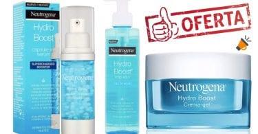oferta Neutrogena Hydro Boost barato SuperChollos