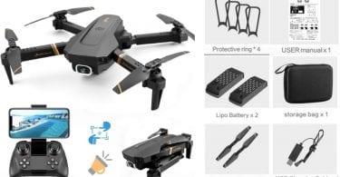 oferta Drone V4 4K barato SuperChollos
