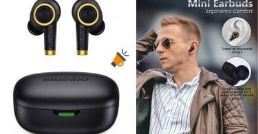 oferta auriculares Bluedio P baratos SuperChollos