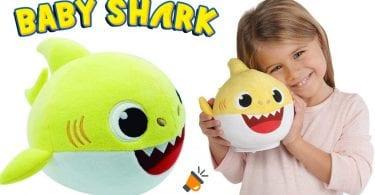oferta Baby Shark Peluche barato SuperChollos