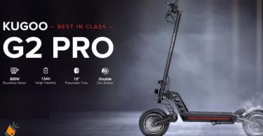 oferta Kugoo G2 Pro barato SuperChollos