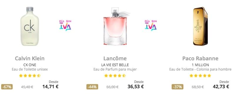 ofertas perfumes club SuperChollos