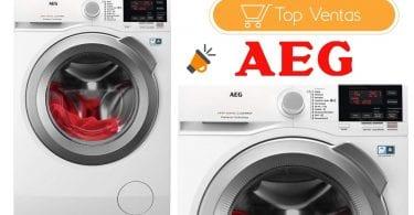 oferta AEG L6FBI824U lavadora barata SuperChollos